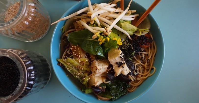 Escapade culinaire, le végétarisme au Japon