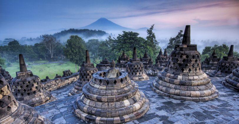 Voyager en Indonésie à la découverte de quelques temples d'exception