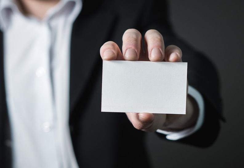 5 clés pour une carte de visite réussie en 2020