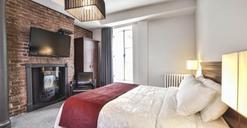 L'hôtel le Saint Paul: un hôtel de charme à deux pas des attraits touristiques