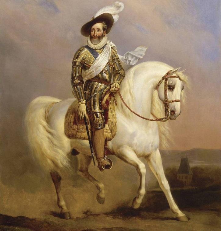 Qu'est-ce qui se cache sous la question «Quelle est la couleur du cheval Blanc d'Henri IV?»?