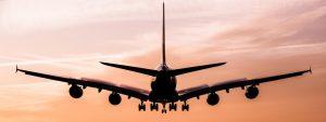Avion attérissage