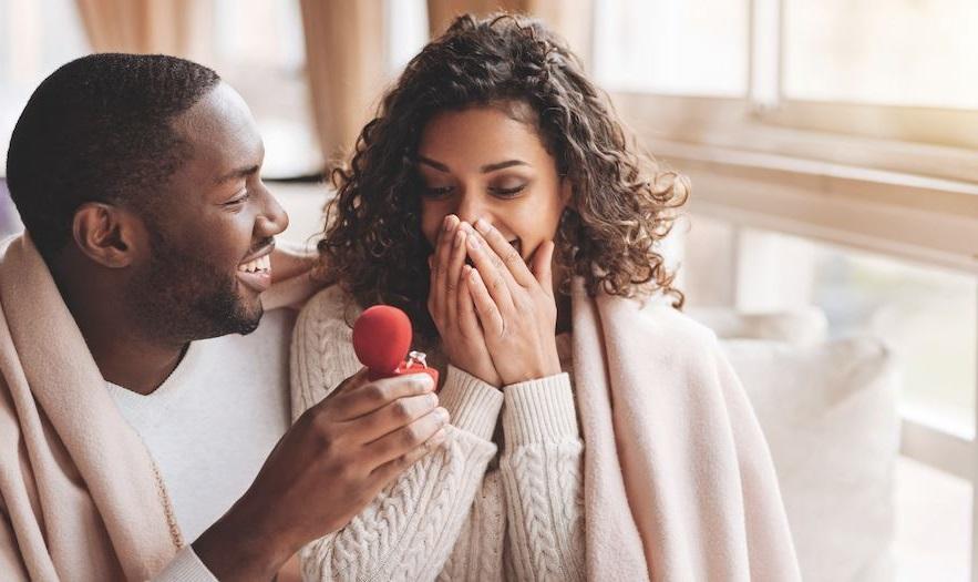 Covid-19 : les demandes de fiançailles augmentent en France